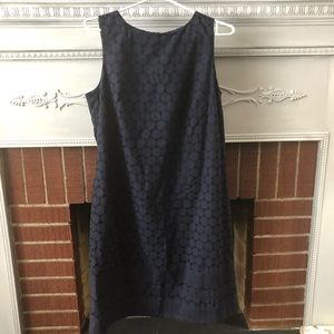 Esprit navy blue dress women's SZ 11-12